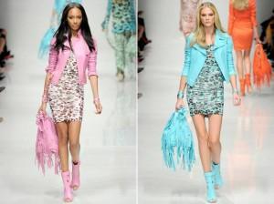 Модата при якетата през 2012